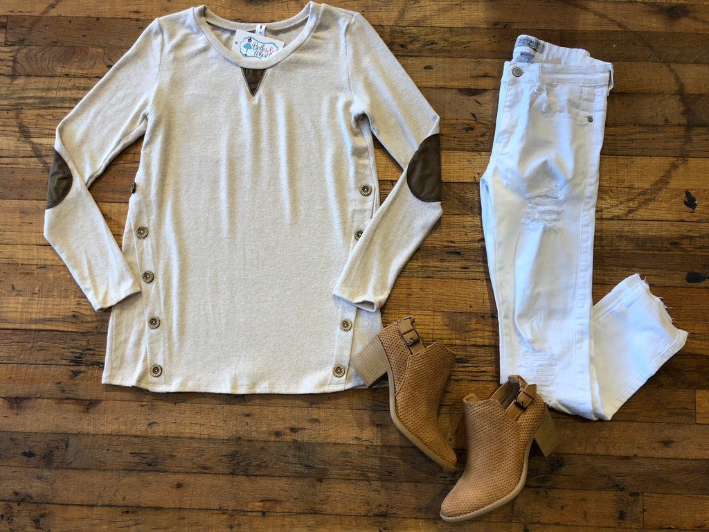 Markle Sweater Tunic