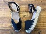 SALE! Siesta Key Espadrilles in Black