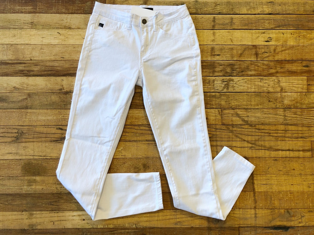Michael White Skinny Jeans