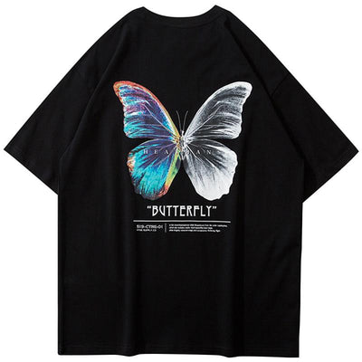 "T-SHIRT <br> ""BATTER-FLY"""