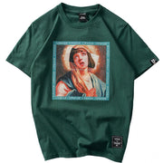 "T-SHIRT <br> ""DEAR GOD"""