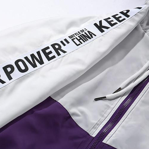 "VESTE <br> ""POWER"""