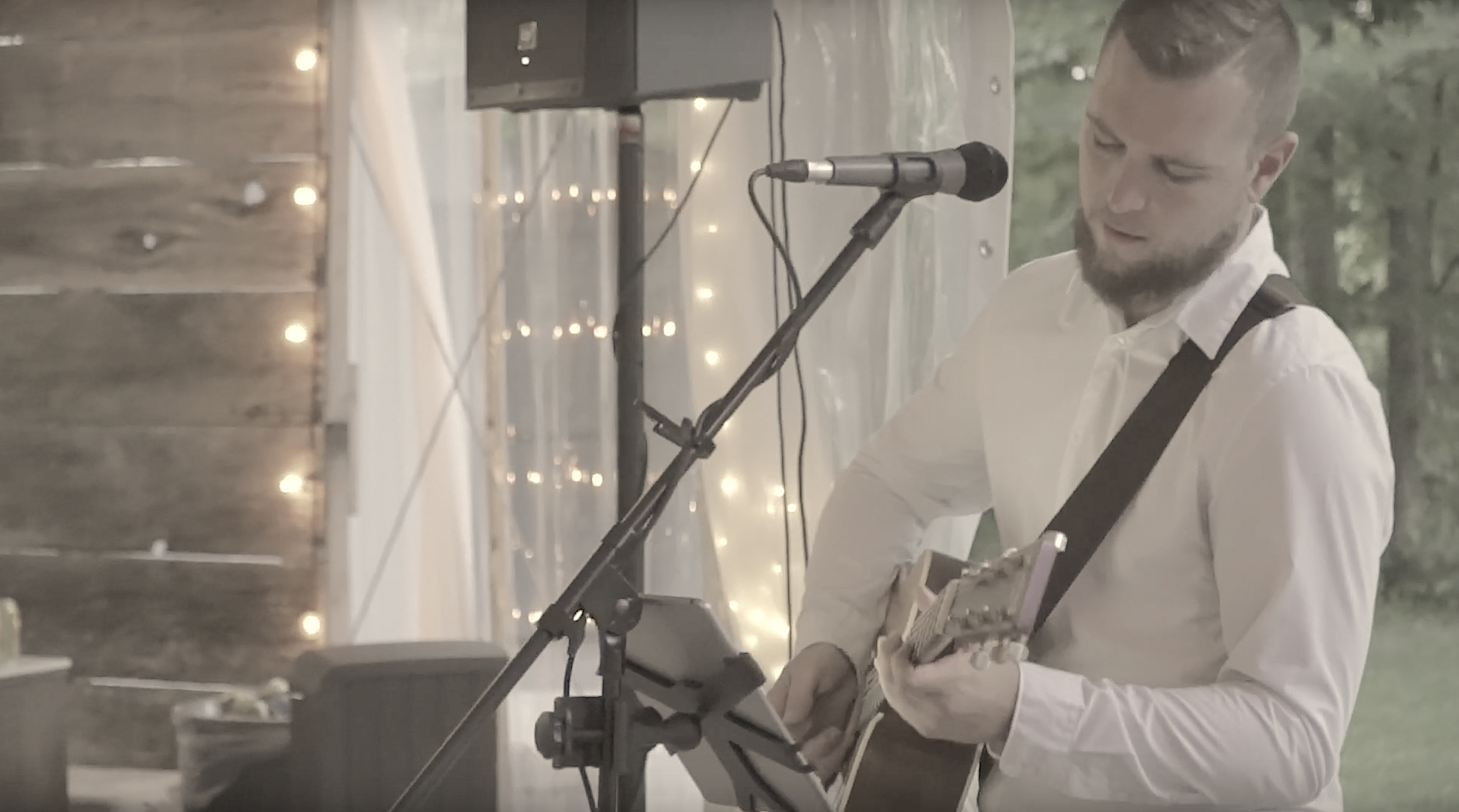 Toronto Wedding Music - Brad Cooper Weddings