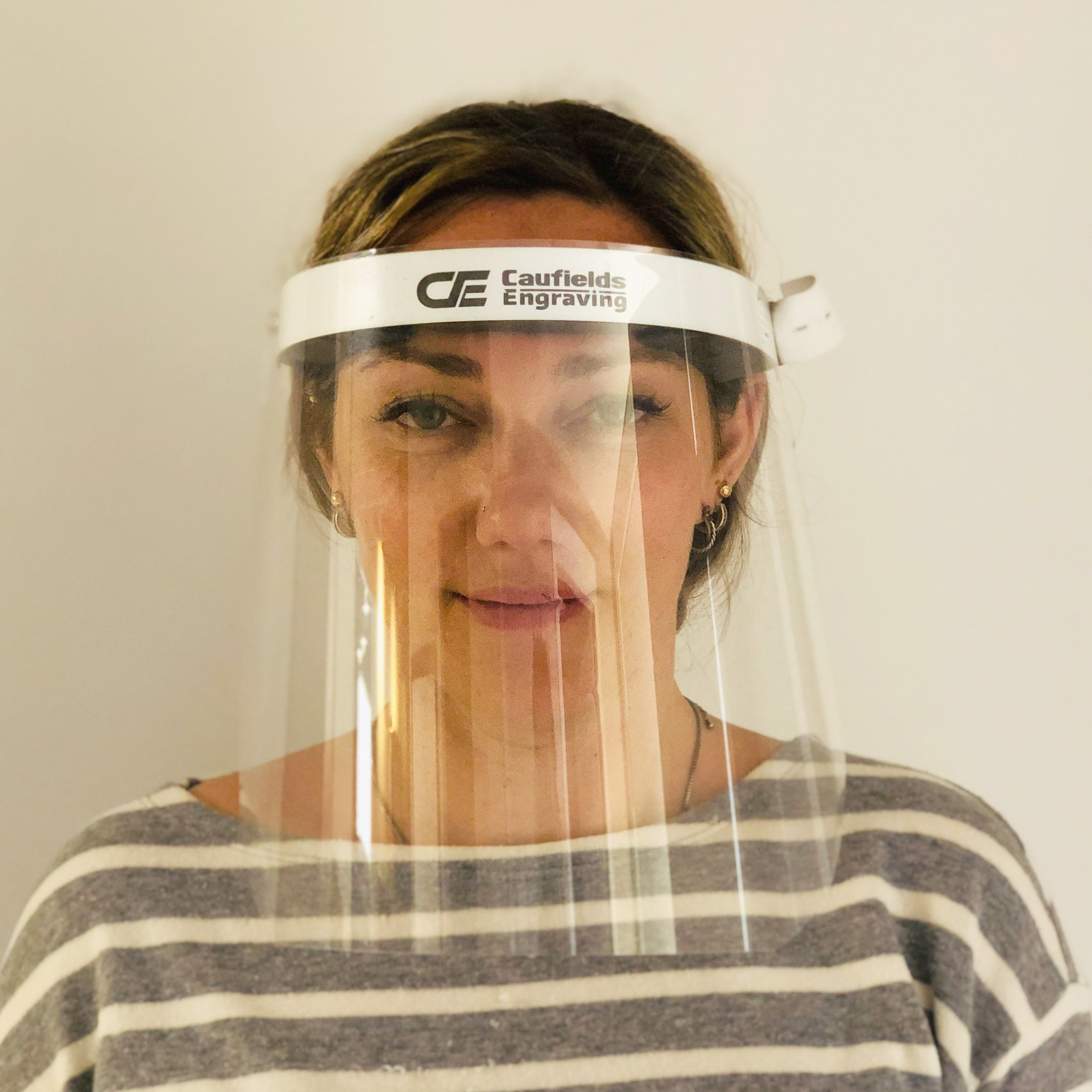 face shield for Covid 19 front line healthcare workers