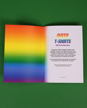 Load image into Gallery viewer, Queer T-Shirts zine