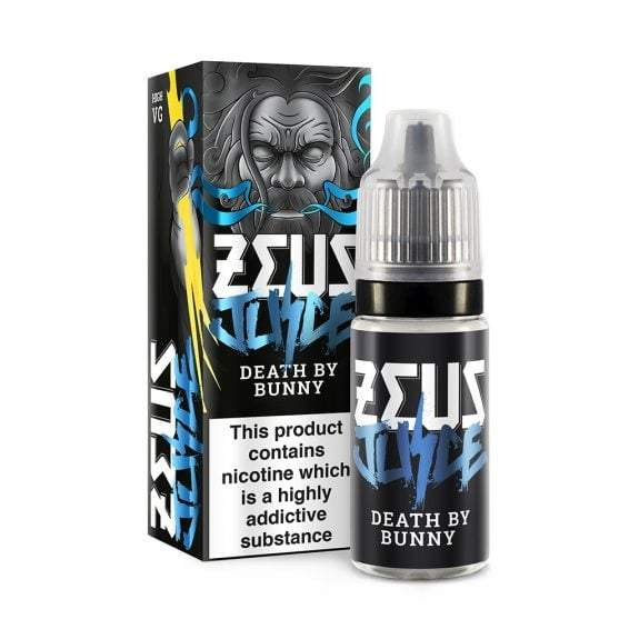 Zeus Juice - Death By Bunny - 10ml 80/20 E-Liquid