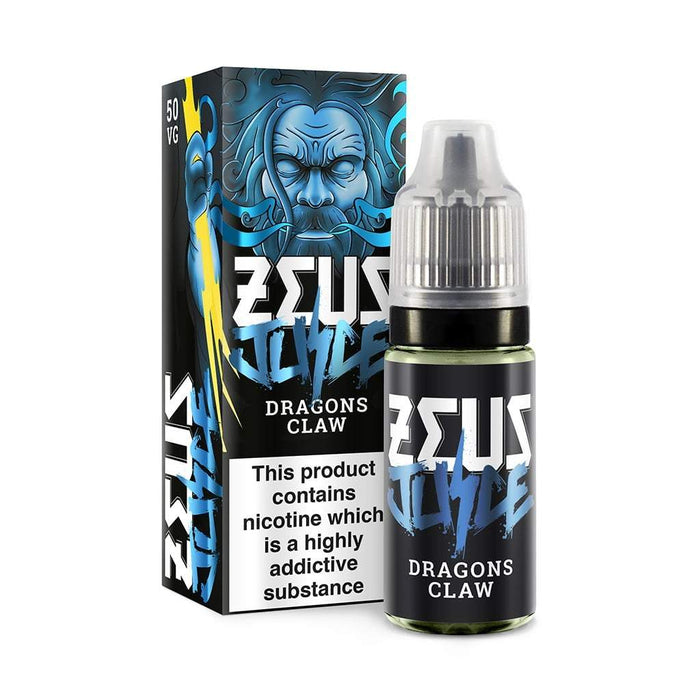 Zeus Juice - Dragons Claw - 10ml 50/50 E-Liquid