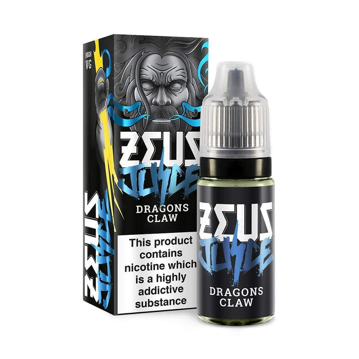 Zeus Juice - Dragons Claw - 10ml 80/20 E-Liquid