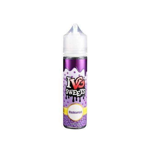 IVG, IVG, Blackcurrant, Gormet, E-liquid, 50ml
