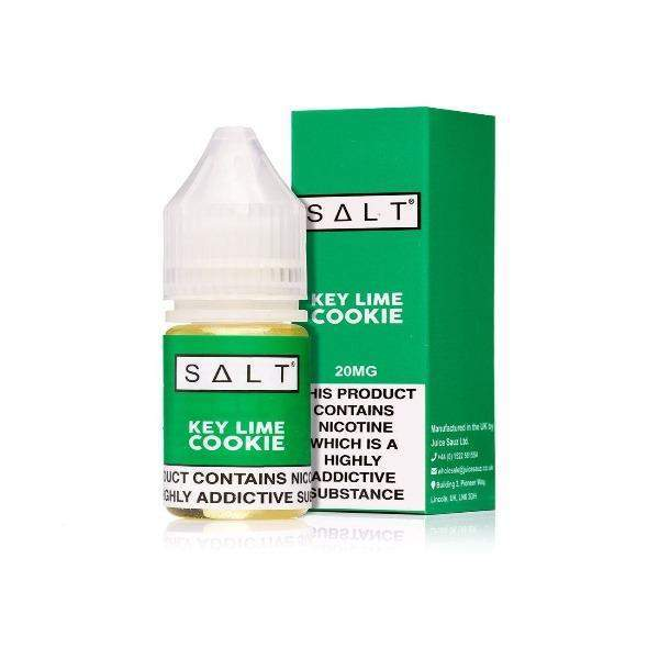 SALT - Key Lime Cookie 10ml 20mg