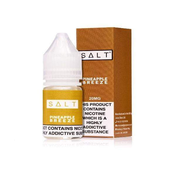 SALT - Pineapple Breeze 10ml 20mg