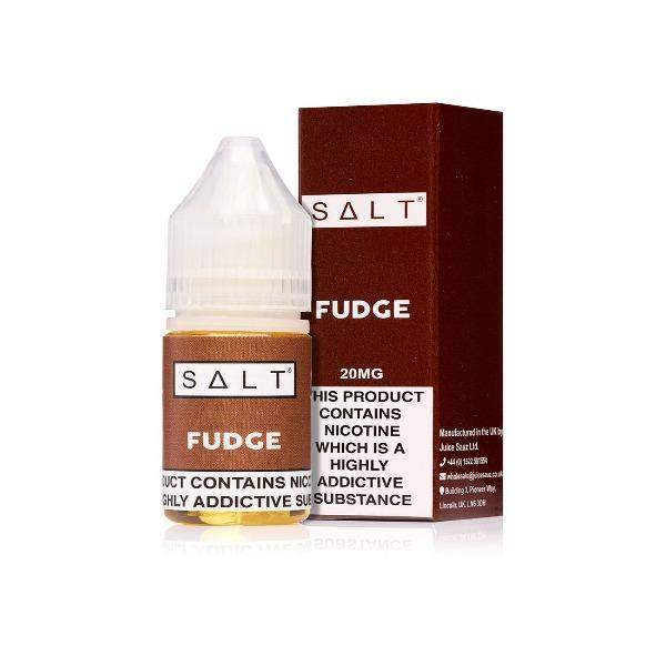 SALT - Fudge 10ml 20mg