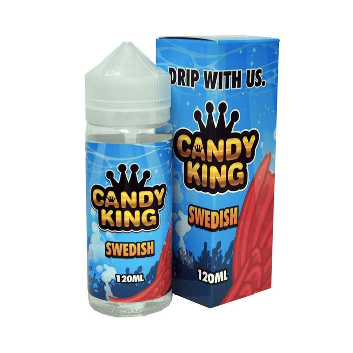 Candy King, Candy King On Ice, Swedish, e-liquid, 120ml, 100ml, shortfill