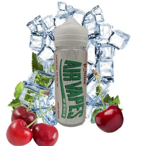 V Juice Air Vapes - Cherry Menthol 50ml E-Liquid