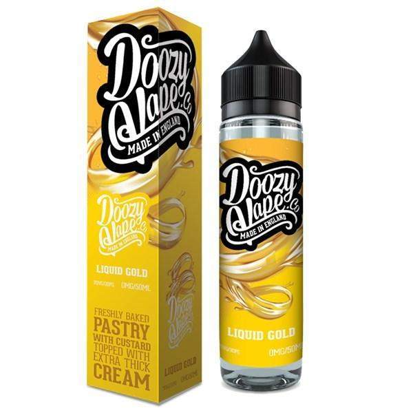 Doozy Vape Co - Liquid Gold 50ml E-Liquid
