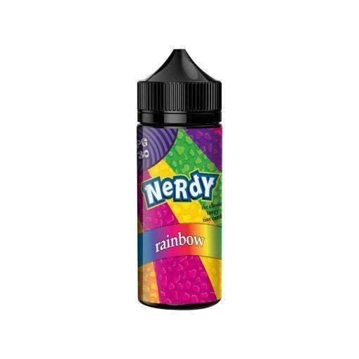 Nerdy, Rainbow, Candy, E-liquid, 50ml