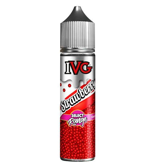 IVG Sweets - Strawberry 50ml E-Liquid