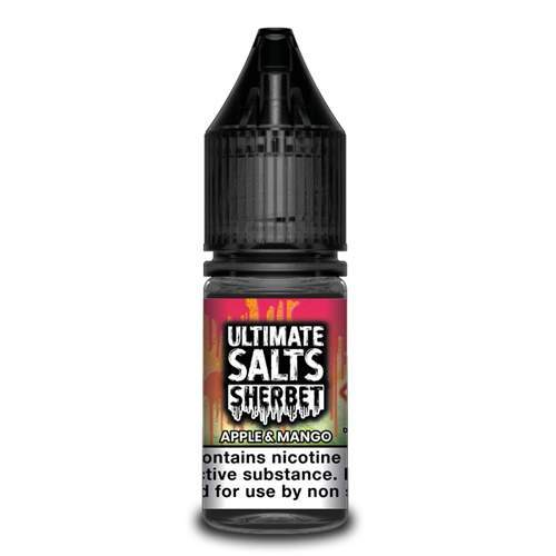 Ultimate Salts Apple and Mango Sherbert 10mg