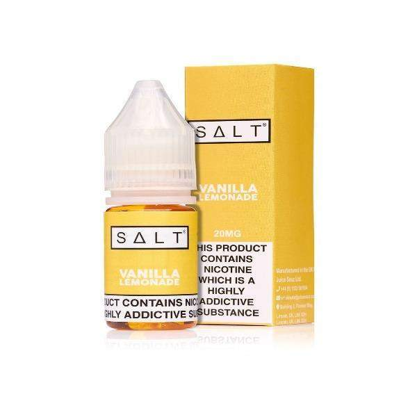 SALT - Vanilla Lemonade 10ml 20mg