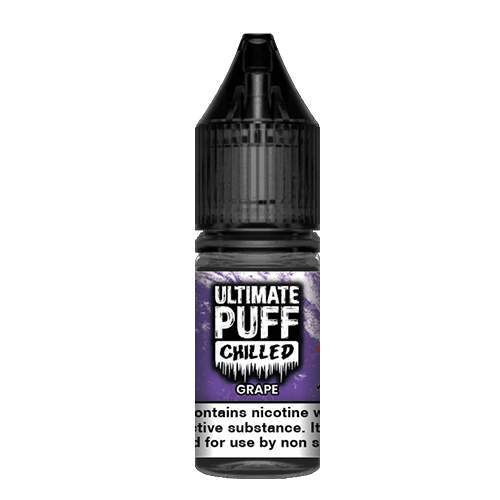Ultimate Puff Chilled- Grape 50/50 10ml