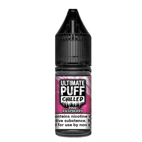 Ultimate Puff Chilled- Pink Raspberry 50/50 10ml