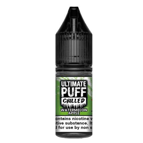 Ultimate Puff Chilled- Watermelon Apple 50/50 10ml