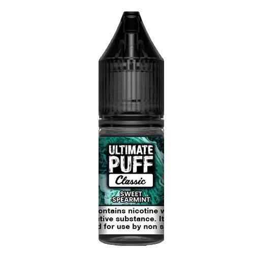 Ultimate Puff Classic- Sweet Spearmint 50/50 10ml
