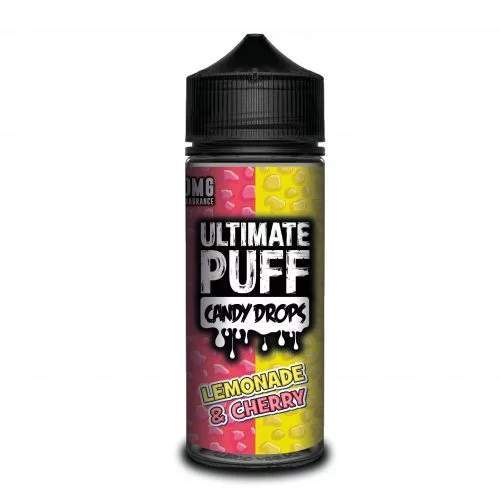 Ultimate Puff Lemonade and Cherry Candy Ice 100ml E-Liquid