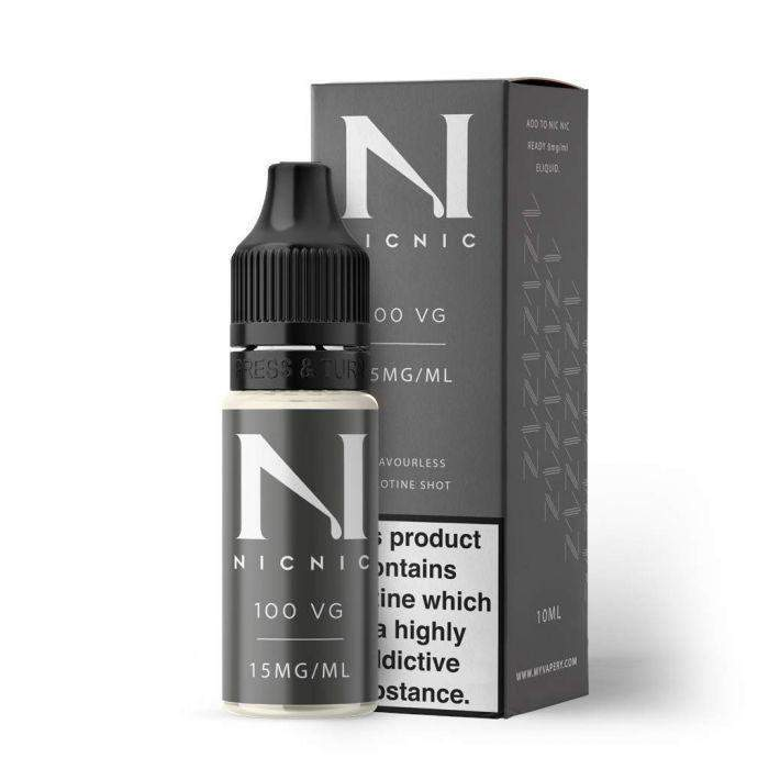 Nicotine Shot 15mg 10ml