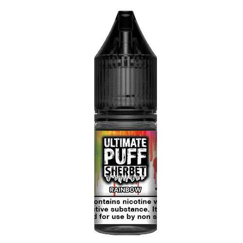 Ultimate Puff Sherbet- Rainbow 50/50 10ml