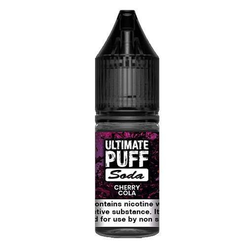 Ultimate Puff Soda- Cherry Cola 50/50 10ml