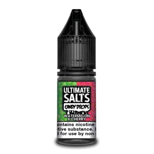 Ultimate Salts Watermelon Cherry Candy 10mg