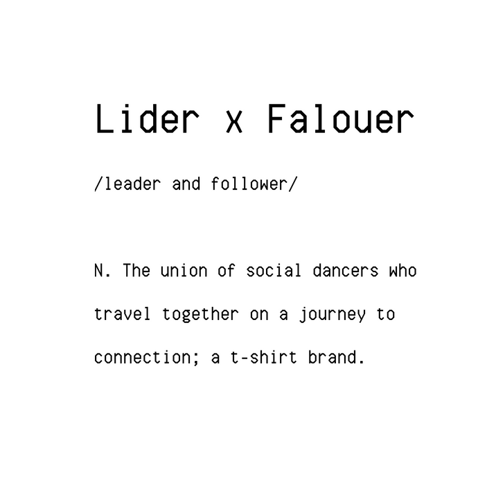 What Does Lider x Falouer Mean?