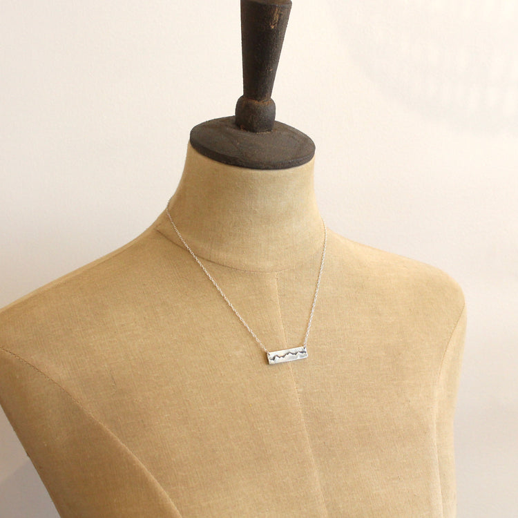 Moonstone Droplet Necklaces