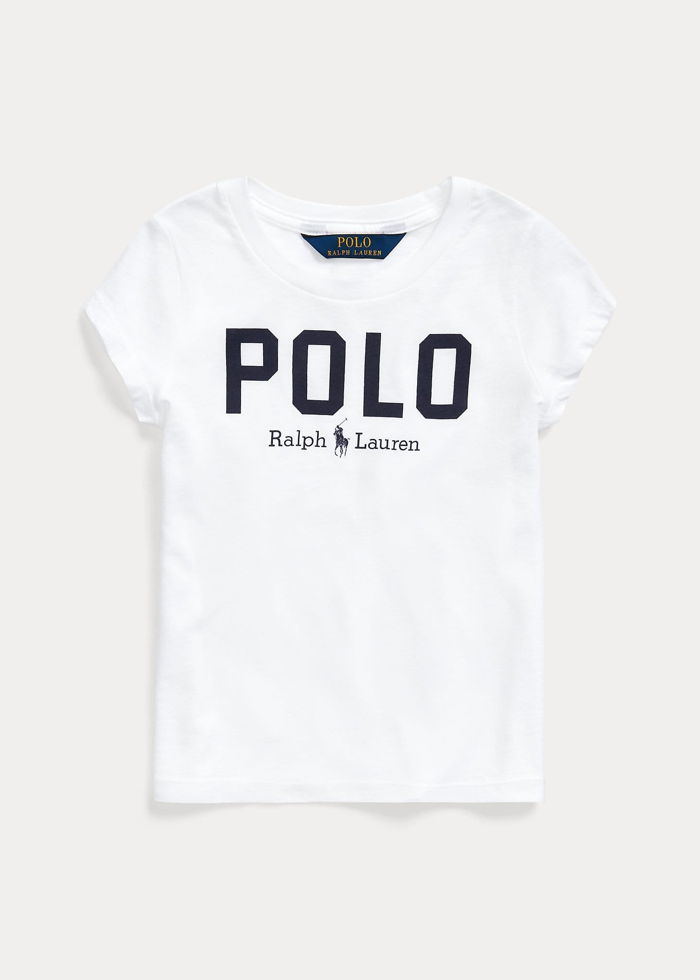 Polo Kids Polo Cotton Jersey Tee