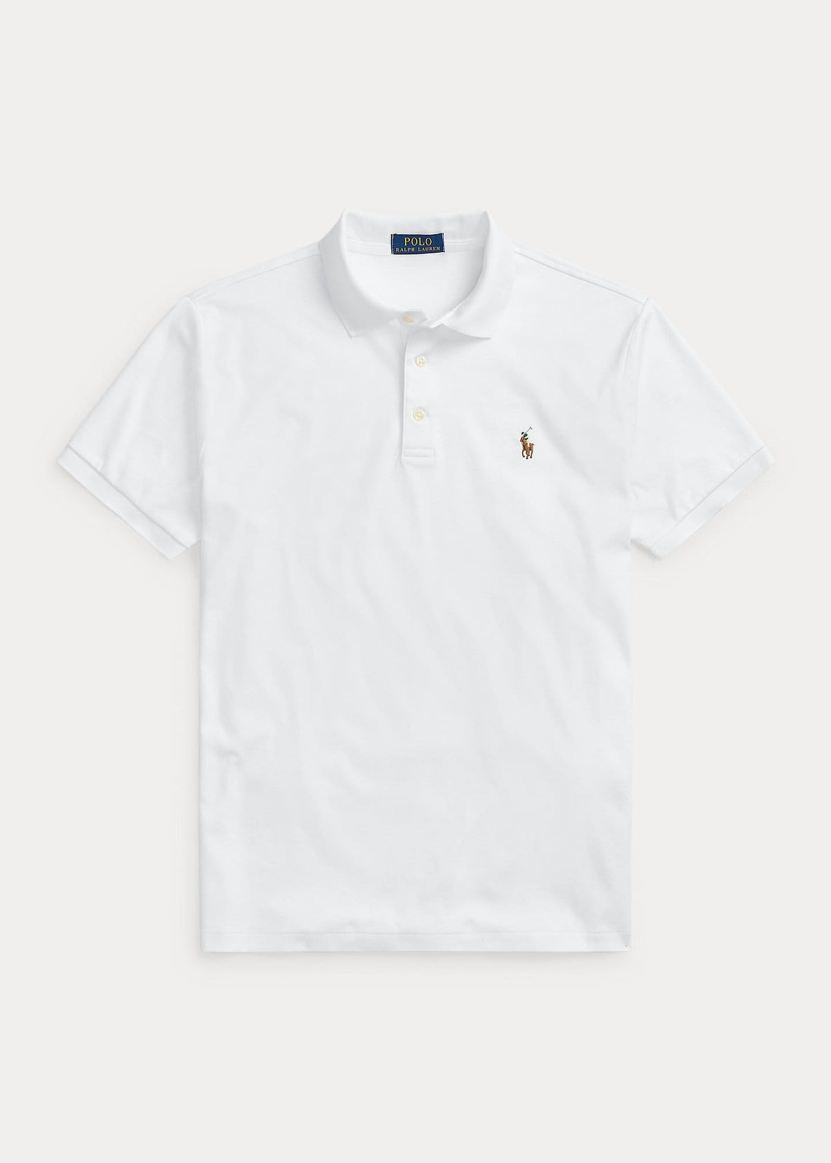 Ralph Lauren Gents Soft-Touch Polo Shirt