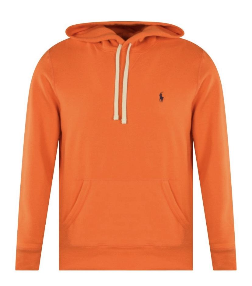 Ralph Lauren Gents Orange Hoody