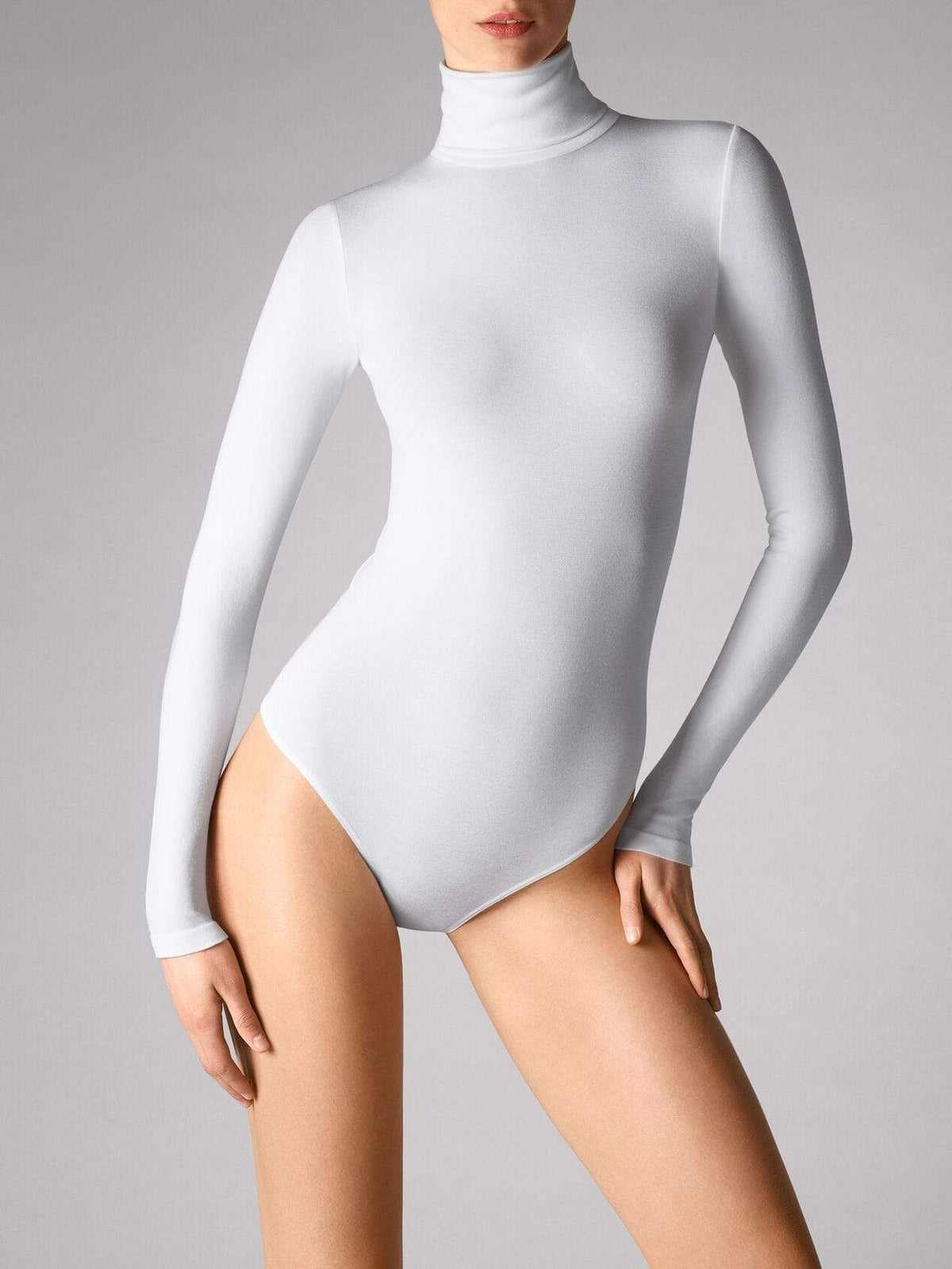 Wolford Colorado String Body In White