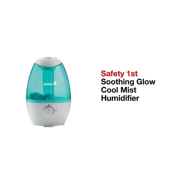 Safety 1st Soothing Glow Cool Mist Humidifier