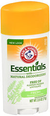 Arm & Hammer Essentials with Natural Deodorizers Rosemary Lavender- 2.5 oz