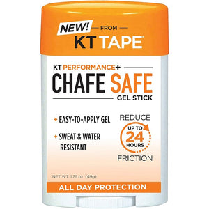 KT Tape Performance+ Chafe Safe Anti-Chafing Gel Stick