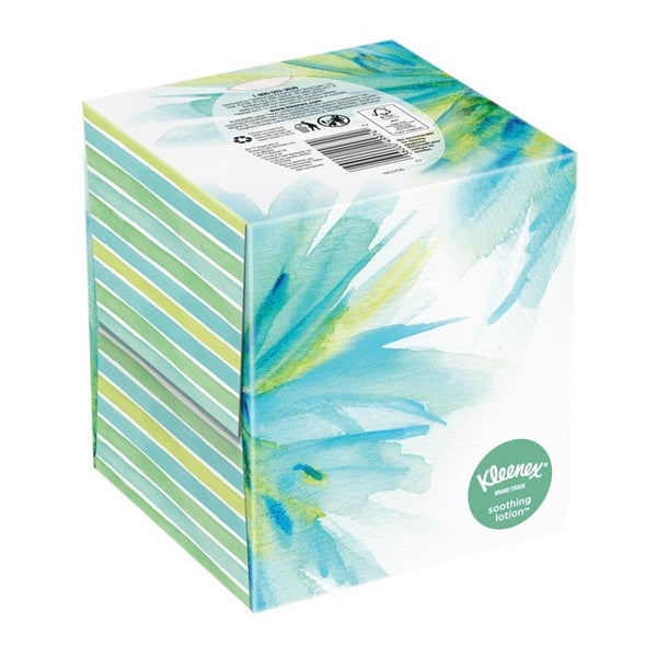 Kleenex Soothing Lotion Facial Tissue