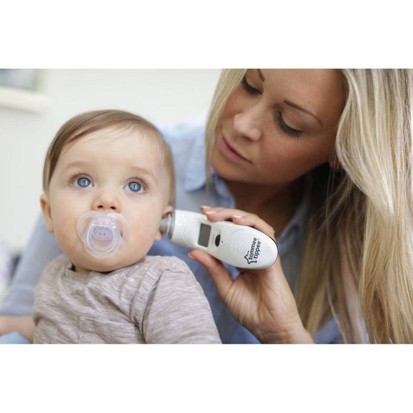 Tommee Tippee Closer to Nature Fast Read Digital Ear Baby Thermometer