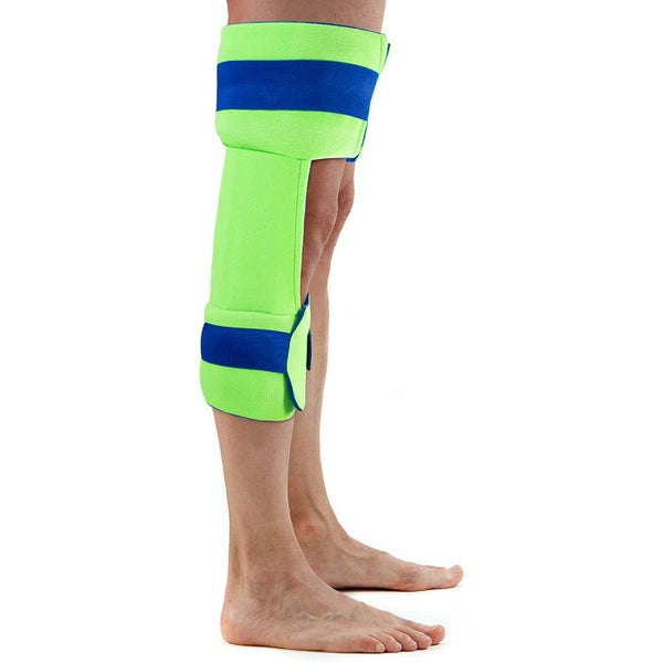 Polar Ice CPM Knee Wrap and Brace - Universal - Cryotherapy Cold Therapy Pack
