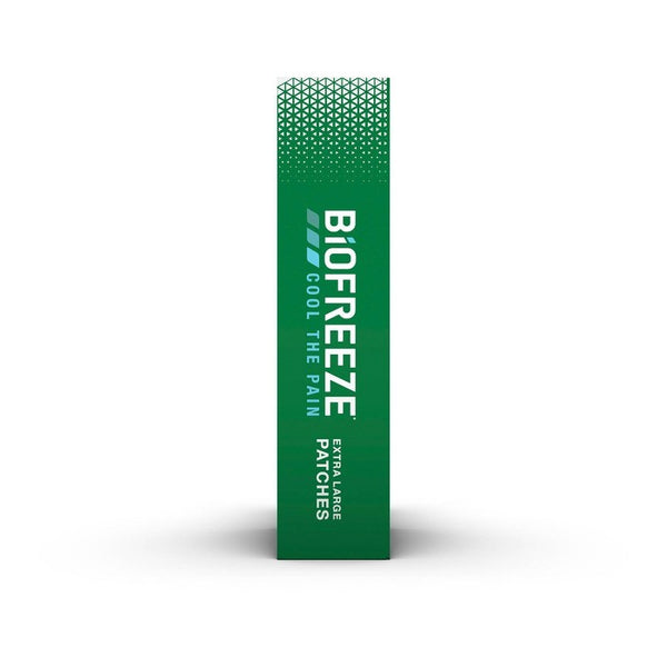 Biofreeze Extra Large Patch - 4pc