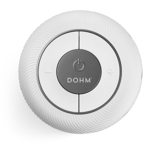 Yogasleep White Noise Sound Machine Bundle for Home and Travel, includes Dohm Connect and Rohm Travel Sound Machines