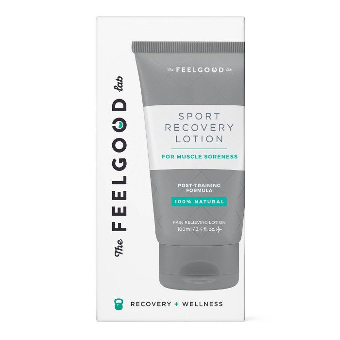 The Feel Good Lab Sport Recovery Lotion - 3.4oz