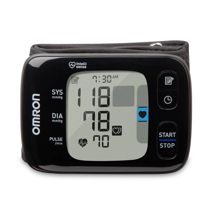 Omron Digital Wrist Blood Pressure Monitor - 7 Series