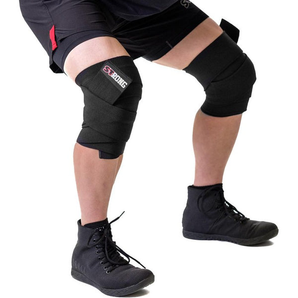 Sling Shot STrong Knee Wraps by Mark Bell