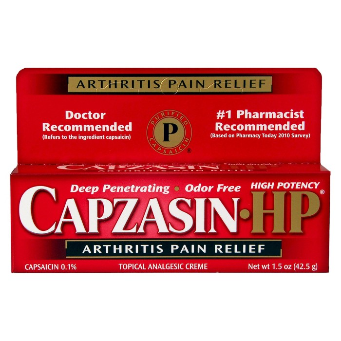 Capzasin-HP Arthritis Pain Relief Creme - 1.5 oz